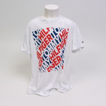 Chlapecké tričko Tommy Hilfiger Bold Block