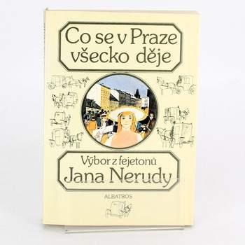 Kniha Jan Neruda: Co se v Praze všecko děje