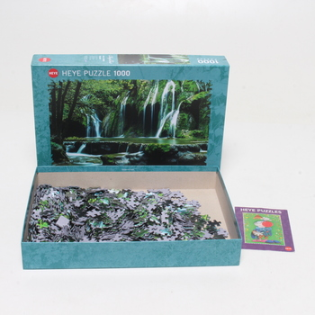 Puzzle Heye HY29602 Vodopád