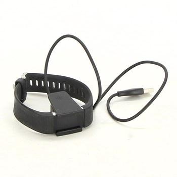 Fitness náramek Fitbit Charge 2, L, černý