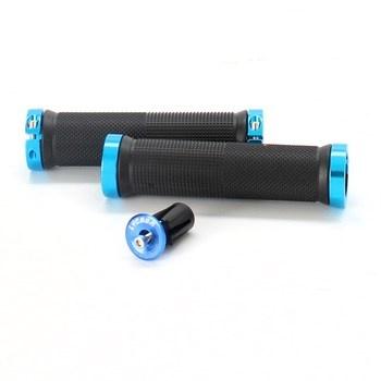 Gripy LYCAON 1 pár černé/modré