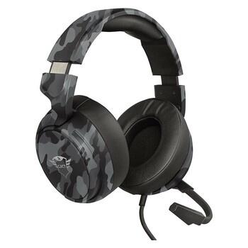 Kabelová sluchátka Trust Gaming GXT 433K