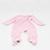 Dětské body Steiff růžové
