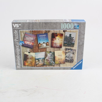 Puzzle Ravensburger Visual Statements 1000