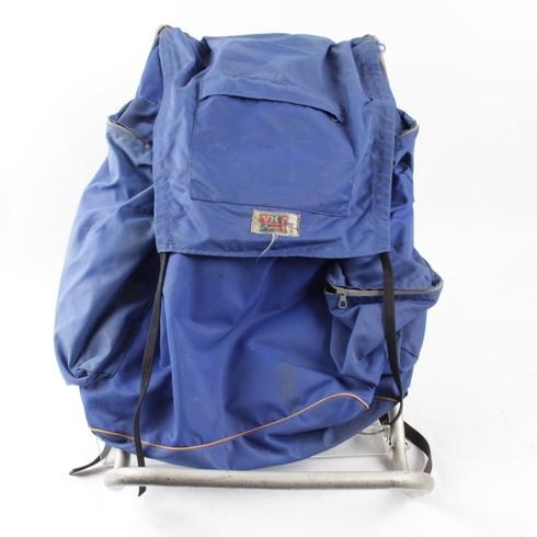 3a7356cb89e Turistický batoh VHV modrý - bazar