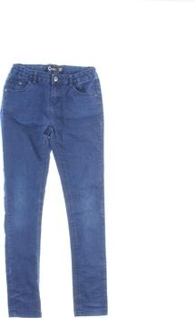 Dívčí dlouhé džíny Denim modré