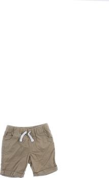 Chlapecké bavlněné šortky F&F béžové