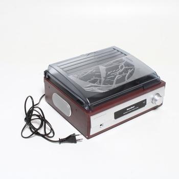 Gramofon s reproduktory Karcher KA 8050