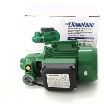Elektrická pumpa Dianhydro 350-PC-050, zelená