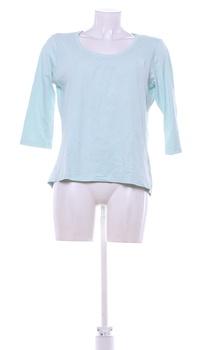 Dámské tričko s 3/4 rukávem Esmara modré