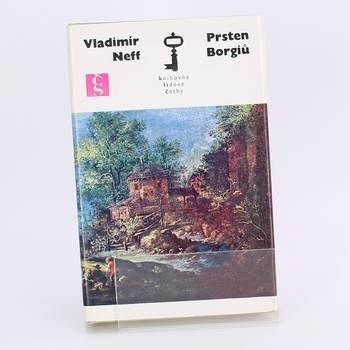 Kniha Prsten Borgiů Vladimír Neff