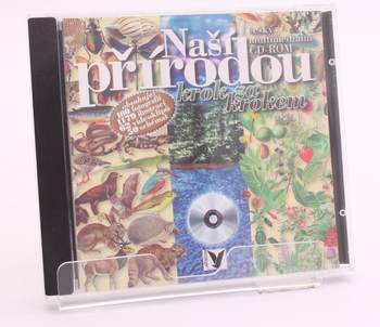 CD Naší přírodou