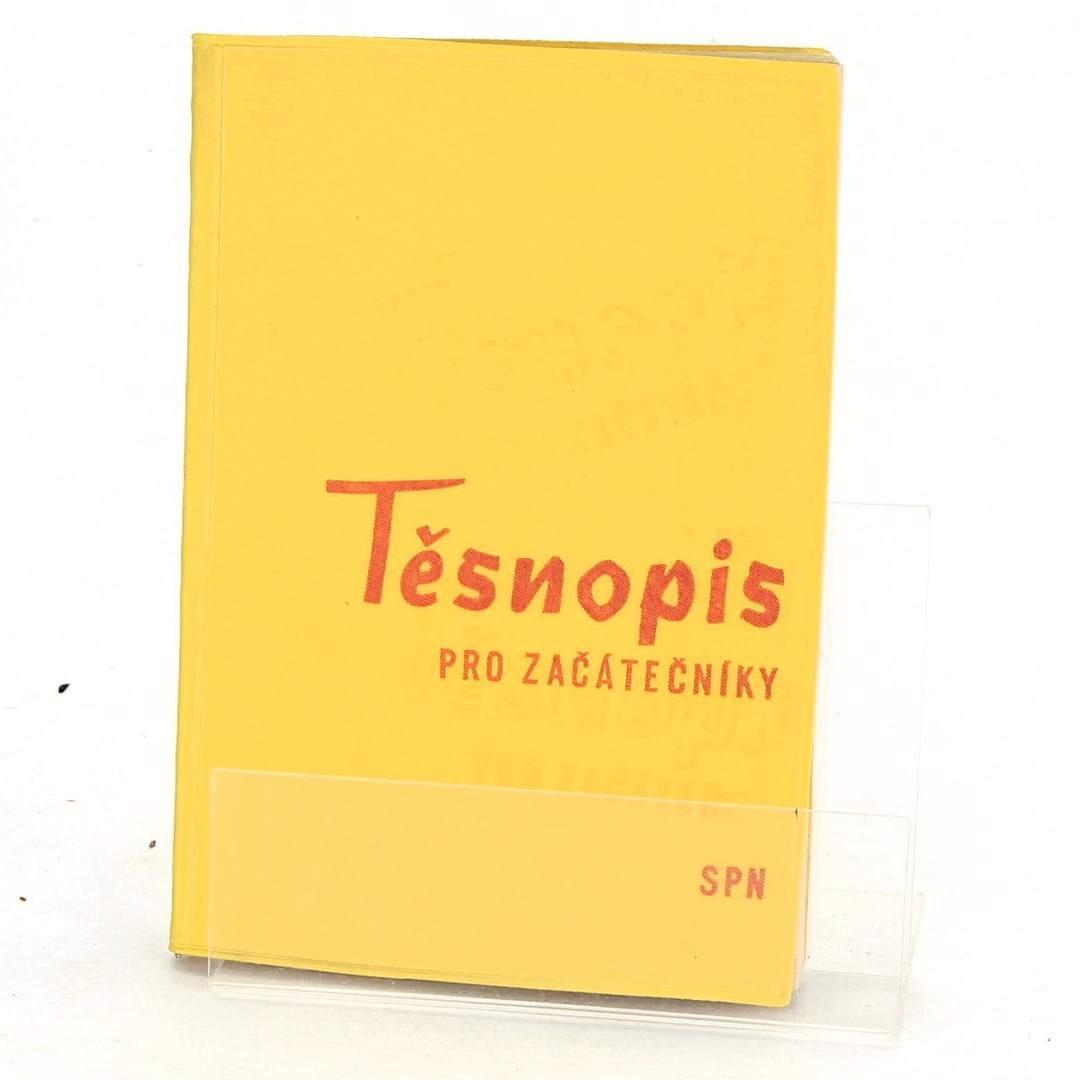 Kniha Těsnopis pro začátečníky