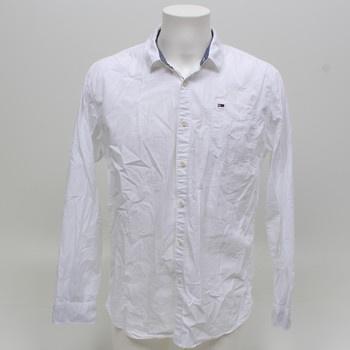 Pánská košile Tommy Hilfiger bílá