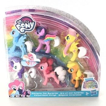 Sada Hasbro My Little Pony Rainbow Roadtrip