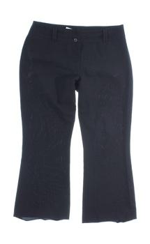 Dámské kalhoty Papaya černé barvy