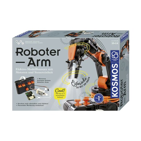 Stavebnice Kosmos 620028 robotické rameno