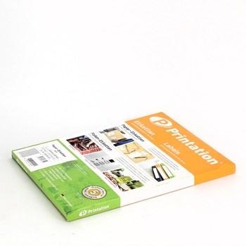 Štítky Printation 1367758 100 kusů