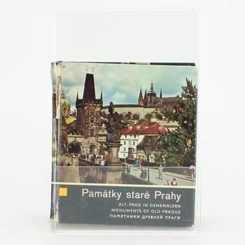 Kniha Olympia Památky staré Prahy