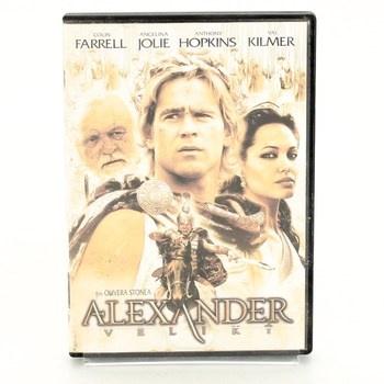 DVD Alexander Veliký