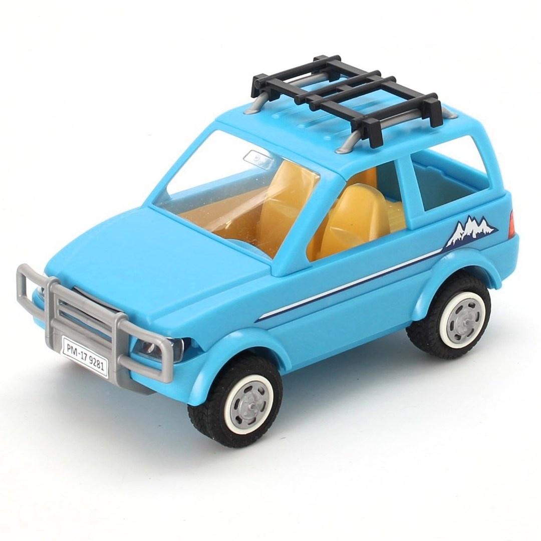Stavebnice Playmobil SUV 9281