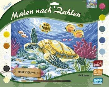 Malování Mammut 109203 mořská želva