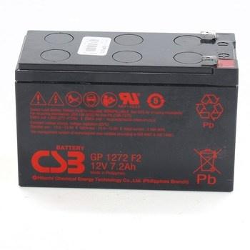 Nabíjecí baterie CSB GP1272 F2 černá