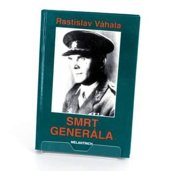 Kniha Rastislav Váhala: Smrt generála