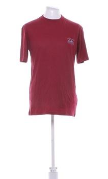 Pánské tričko Atlas for men červené