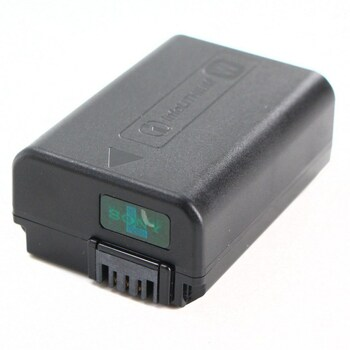 Baterie Sony NP-FW50, modelový rok 2010