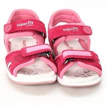 Dívčí sandálky Superfit 1006126 25 EU