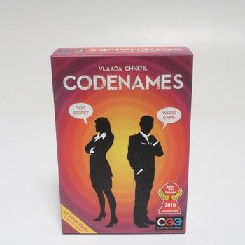 Stolní hra Vlaada Chvátil Codenames ENG