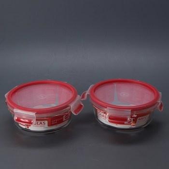 Dózy Emsa 0,6 litrů 2 kusy