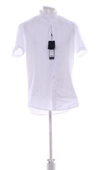 Pánská košile Antony Morato společenská bílá