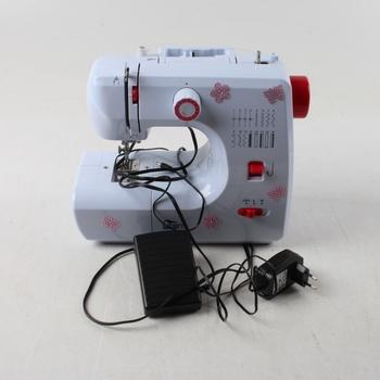 Cestovní šicí stroj Uten UEA011 červený