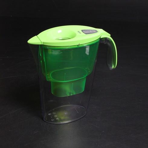 Filtrační konvice Laica Stream 3000 zelená