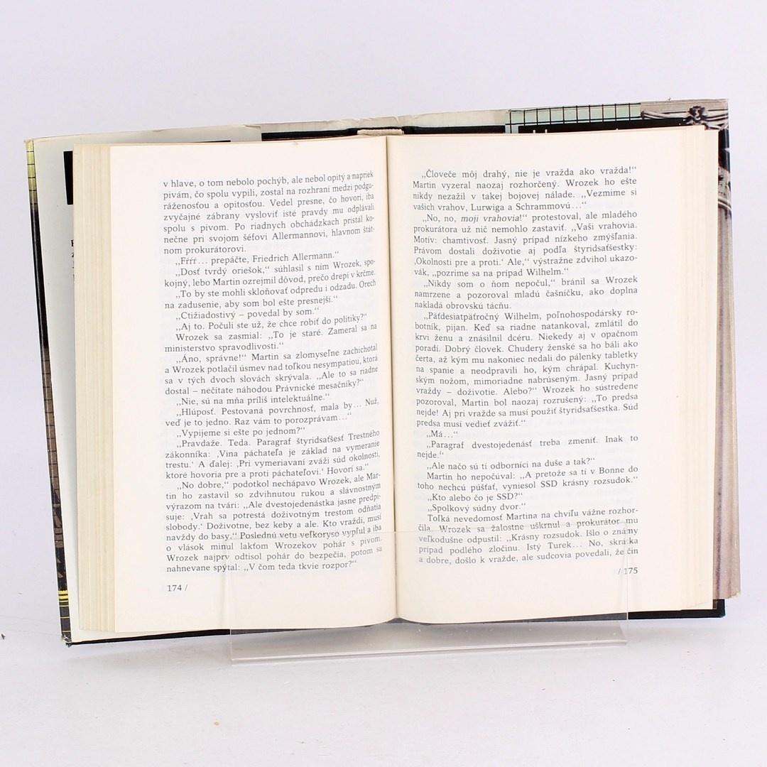 Kniha Wrozekova krivá prísaha