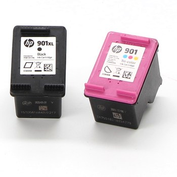 Sada inkoustových kazet HP 901 2 ks