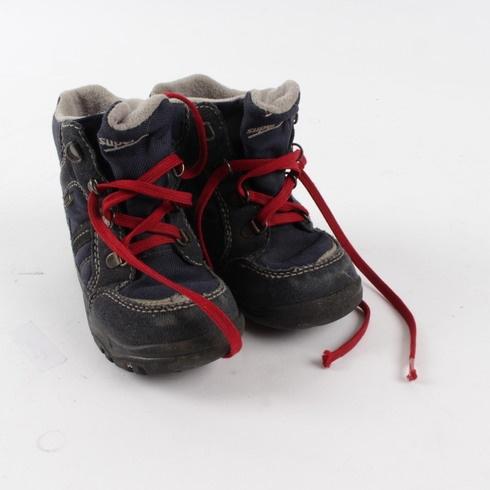 Dětské zimní boty Superfit Mittel IV - bazar  1c7424d944