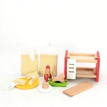 Dětský dřevěný pokojíček Hape E3456