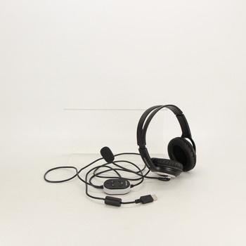 Sluchátka s mikrofonem Microsoft lx