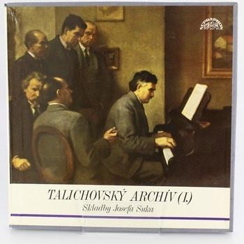Gramofonové desky: Talichovský Archív (I.)