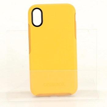Zadní kryt OtterBox žlutý pro iPhone XS