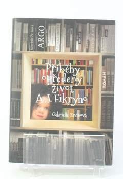 G. Zevin: Příběhy opředený život A. J. Fikryho