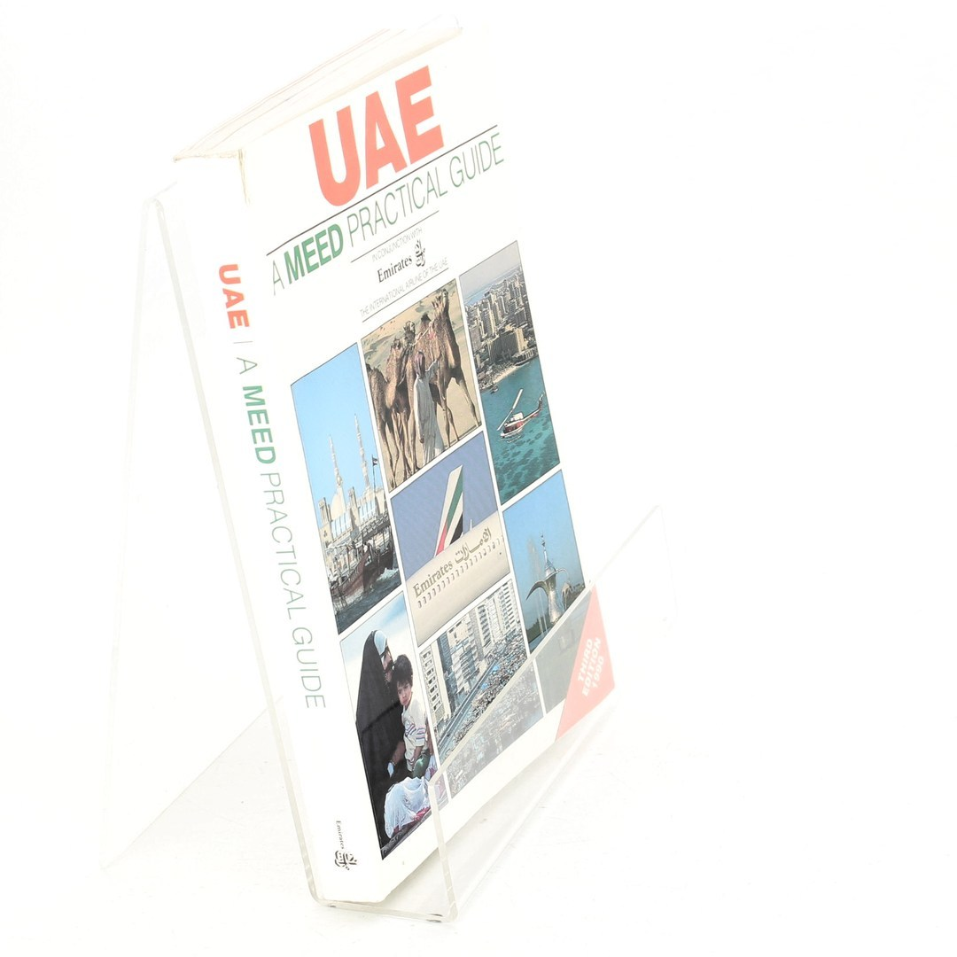Kniha UAE: A meed practical guide