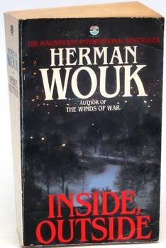 Kniha Herman Wouk: Inside Outside