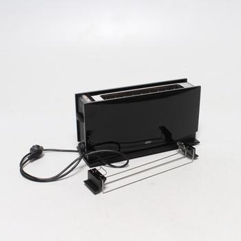 Topinkovač Braun HT 550 černý