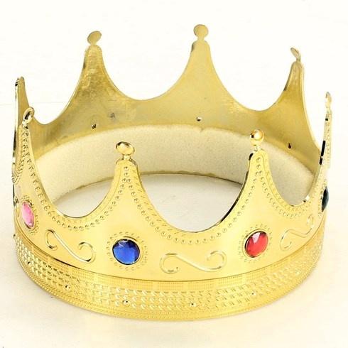 Královská koruna pro dospělé Boland 01317