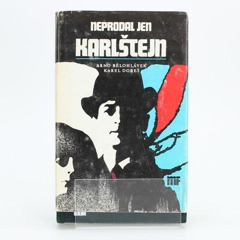Kniha Neprodal jen Karlštejn