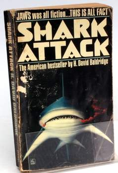 Kniha David Baldridge: Shark Attack
